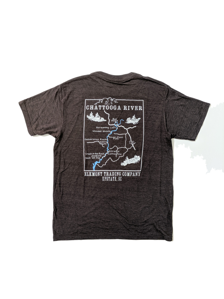 Elkmont Chattooga River Short Sleeve Tee