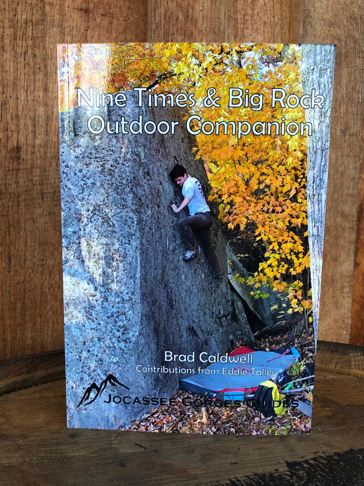 Nine Times & Big Rock Outdoor Companion by Brad Caldwell