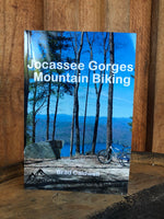 Jocassee Gorges Mountain Biking by Brad Caldwell