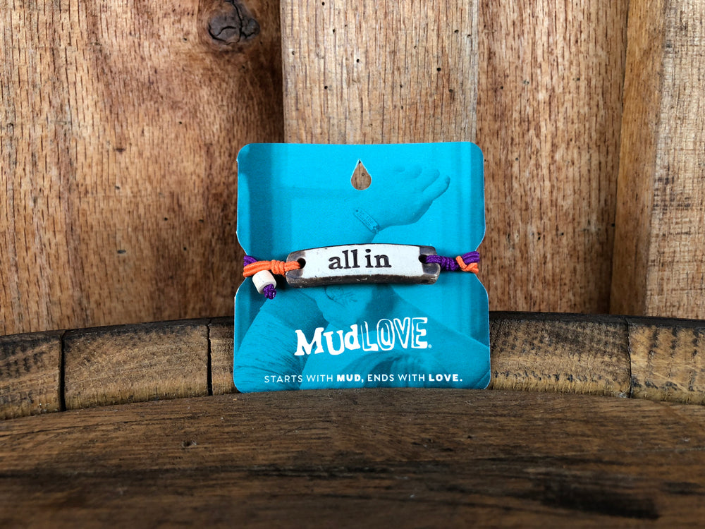 MudLOVE All In Bracelet