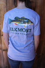 Elkmont Striper Fish Tee