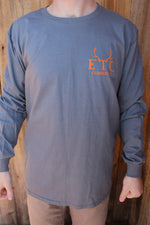 Elkmont SC Fish Long Sleeve Tee