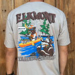 Elkmont Elk & Bear Fishing Tee