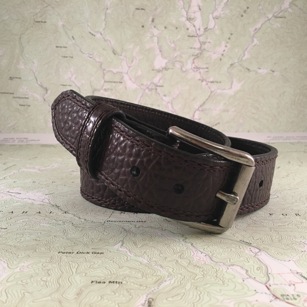 Elkmont Cherokee Leather Belt