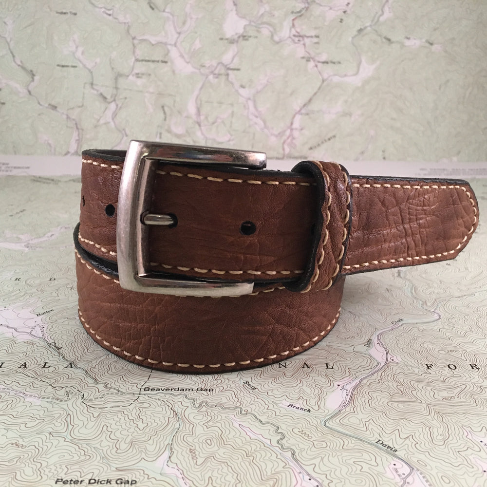 Elkmont Lem's Leather Belt