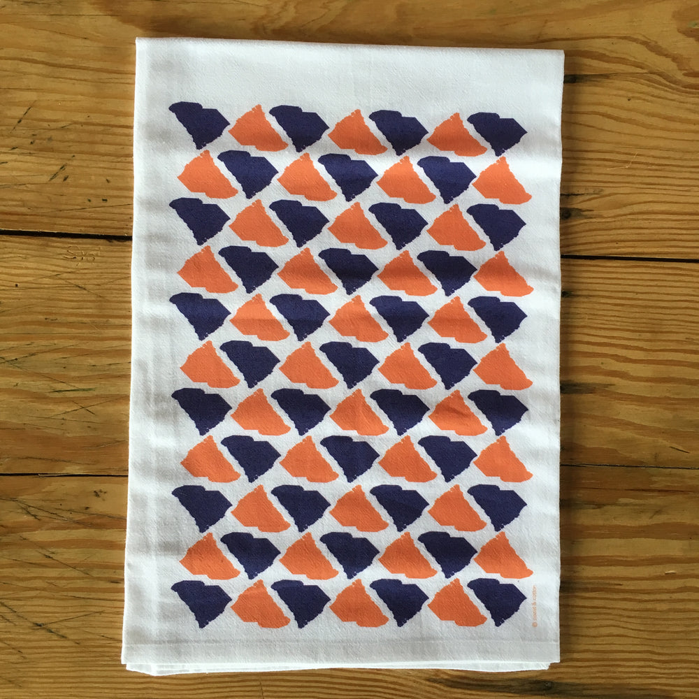 Coast & Cotton Hand Towel