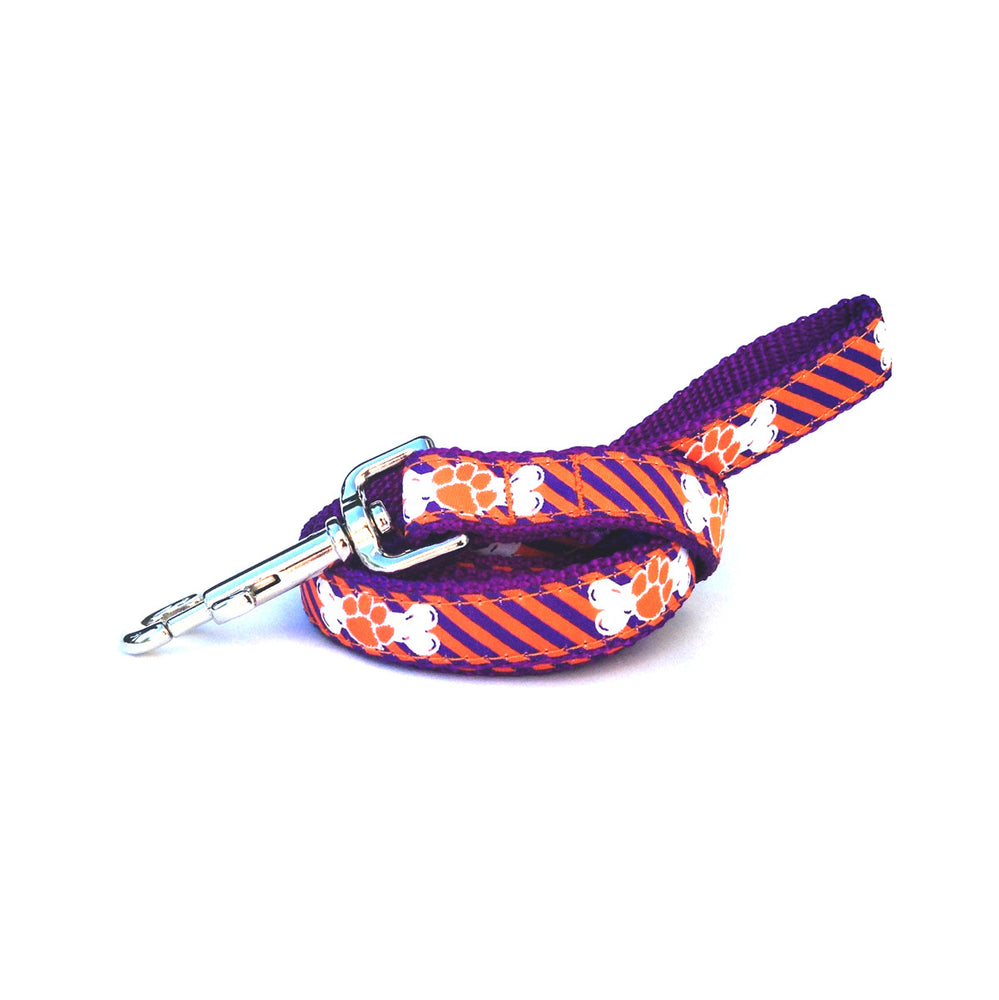 In Dog We Trust Clemson University Leash