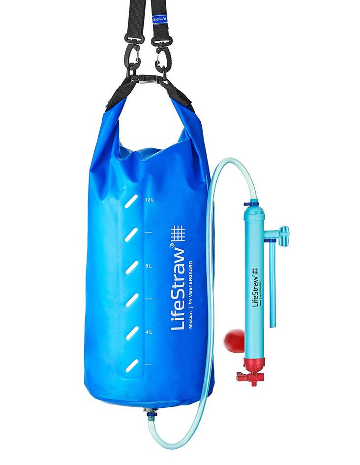 LifeStraw Mission Water Filter