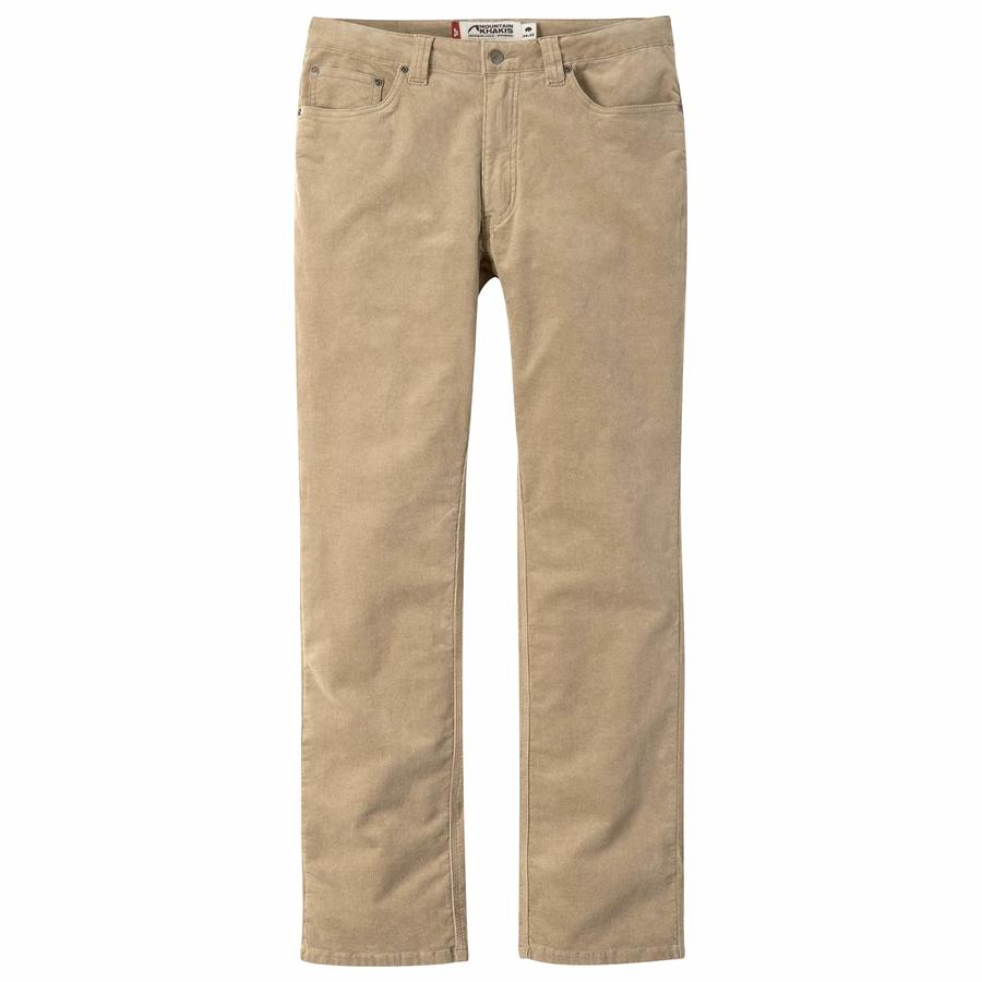 Mountain Khakis Men's Canyon Cord Pant Slim Tailored Fit