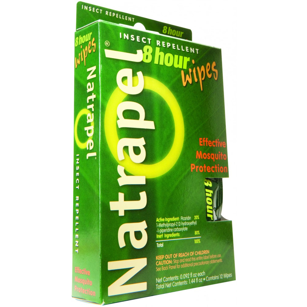 Natrapel Bug Repellent Wipes