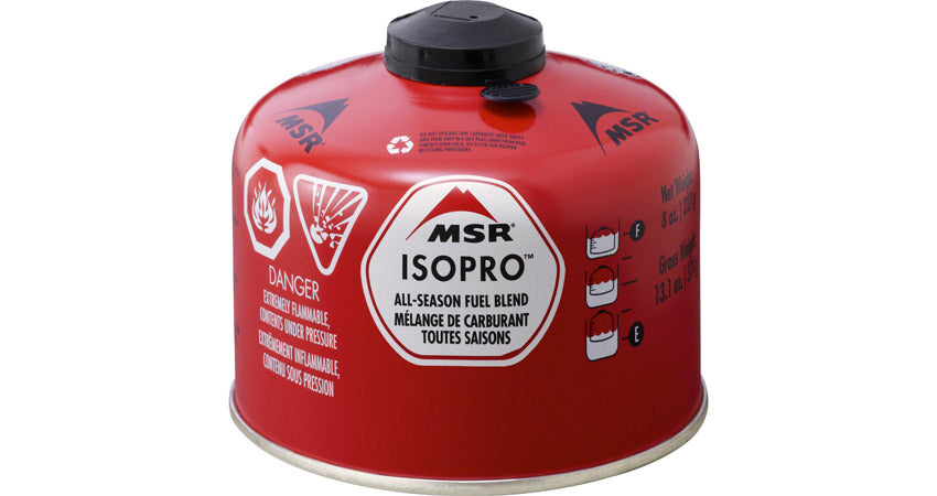 MSR IsoPro Fuel Canister