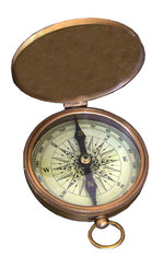 "Madison Bay Company 3"" Historic Face Antiqued Compass"