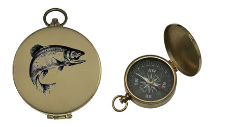 "Madison Bay Company 1 3/4"" Trout Compass"