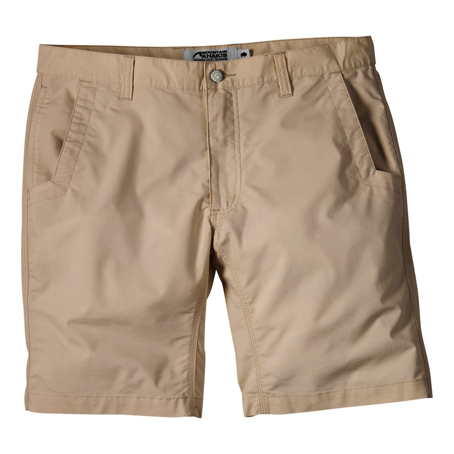 Mountain Khakis Men's Stretch Poplin Short Relaxed Fit