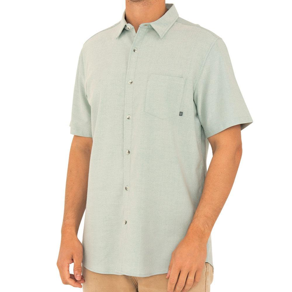 Free Fly Men's Sullivan's Short Sleeve Button Up