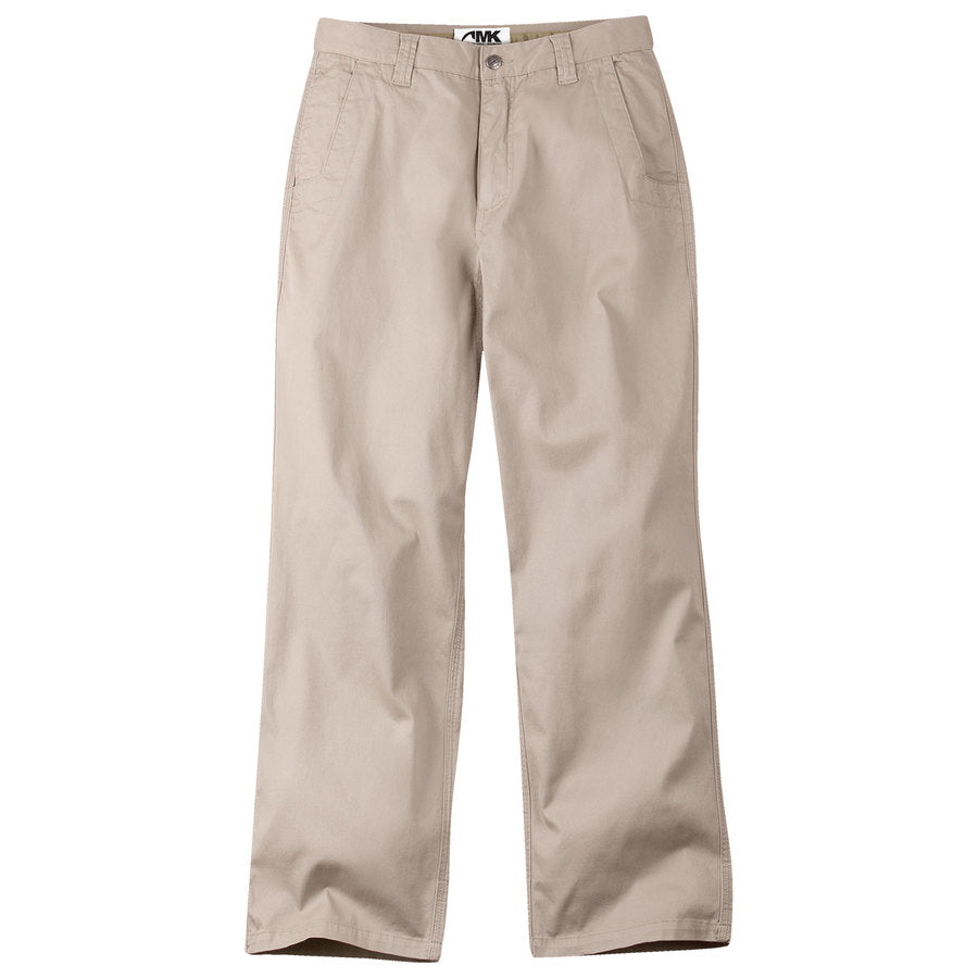 Mountain Khakis Men's Lake Lodge Twill Pant Relaxed Fit
