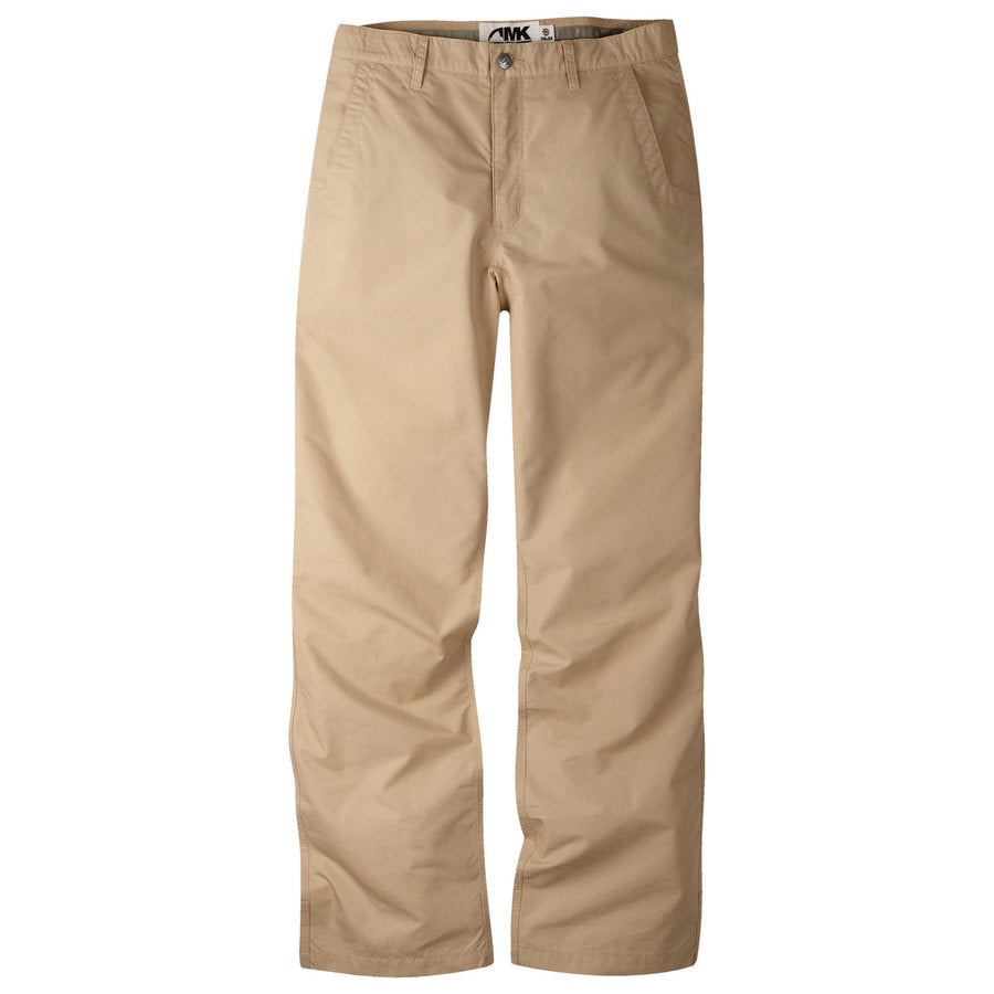 Mountain Khakis Men's Poplin Pant Relaxed Fit