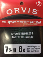 Orvis Super Strong Leaders