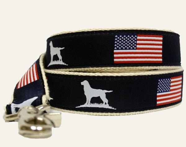 Over Under Patriot Leash