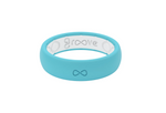Groove Life Women's Original Solid Thin Silicone Ring (Discontinued)