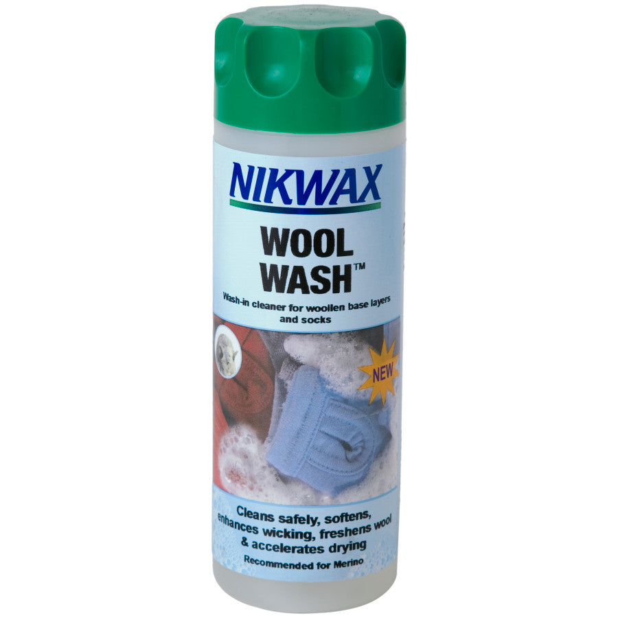 Nikwax Wool Wash Cleaner