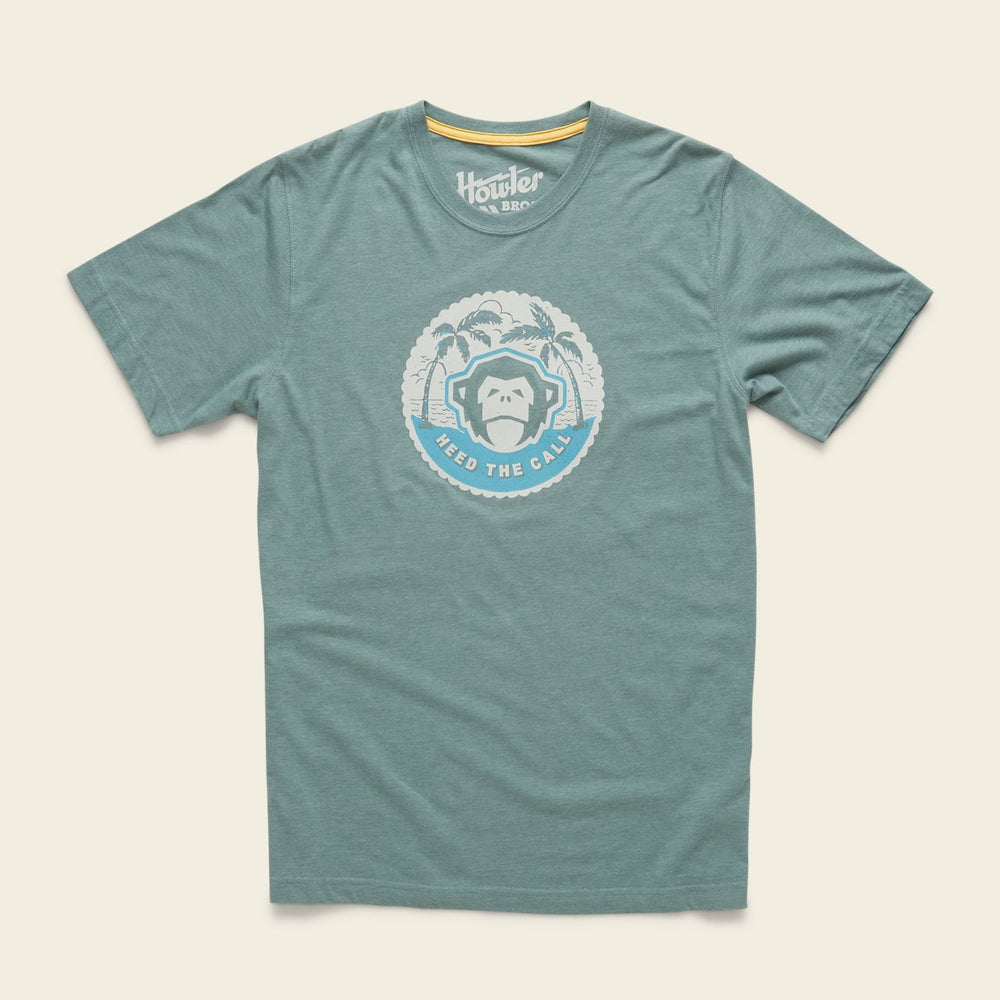 Howler Brothers Mono Medallion T-Shirt
