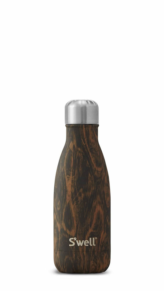 S'well Stainless Steel Insulated Wenge Wood