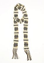 INK+ALLOY Ivory Beaded Wrap Necklace