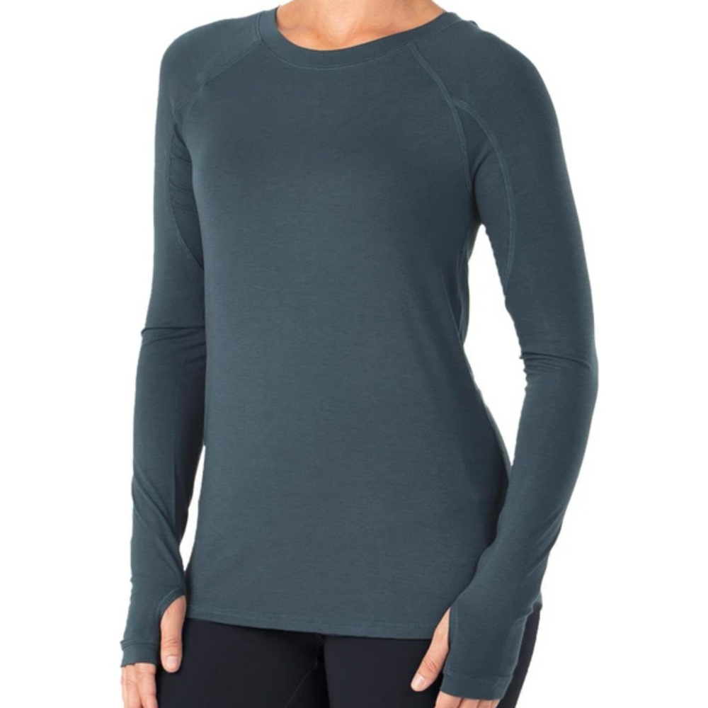 Free Fly Women's Bamboo Midweight Long Sleeve