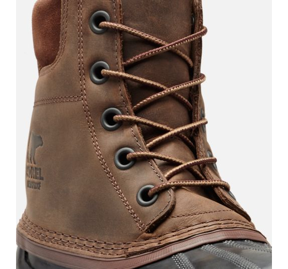 f8085567a9e Sorel Men's Cheyanne II Lace Duck Boot