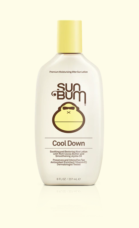 Sun Bum Cool Down Hydrating After Sun Lotion 8 oz