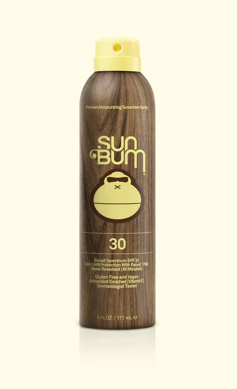 Sun Bum Original Spray Sunscreen 6 oz