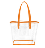 Fanfare Clear Stadium Tote