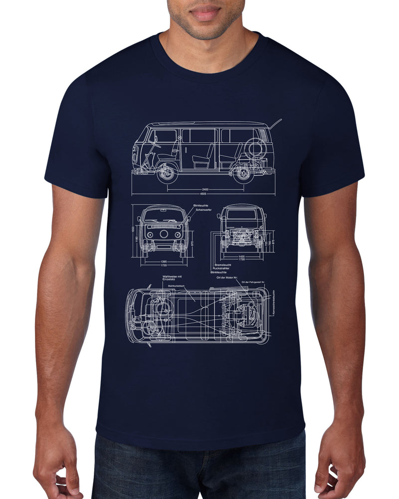 Architee Volkswagen Bus Tee