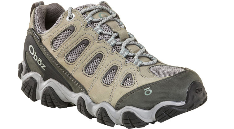 Oboz Women's Sawtooth II Low Waterproof Hiking Shoe