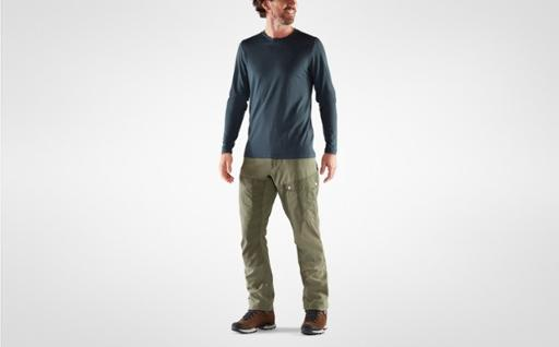 Fjallraven Men's Abisko Midsummer Trousers