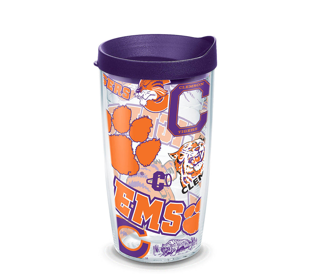 Tervis Clemson Tigers All Over