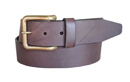 Elkmont Metcalf Leather Belt