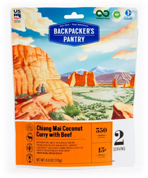 Backpacker's Pantry Meals