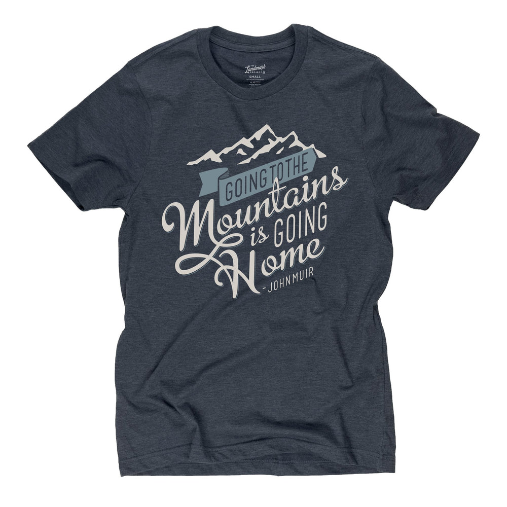 The Landmark Project Going to the Mountains Tee