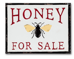 Abbott Honey For Sale Sign