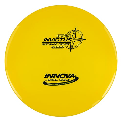Innova Invictus Golf Disc