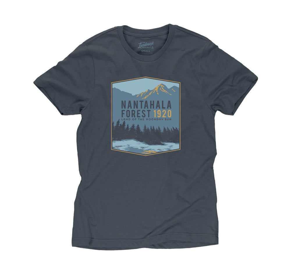 The Landmark Project Nantahala Forest Tee