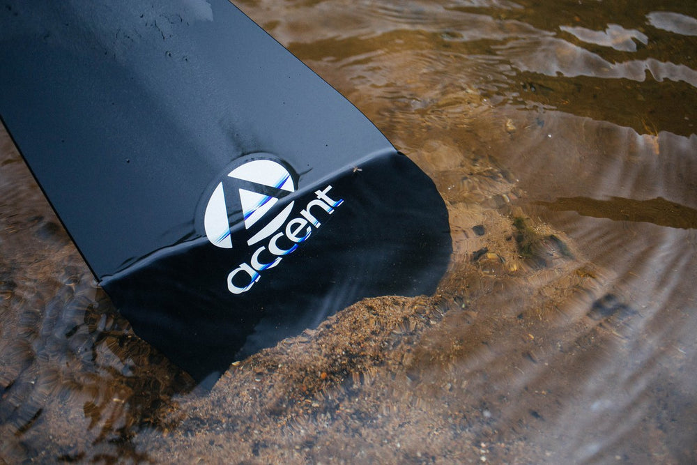 Accent Octane Carbon Adjustable LeverLock Paddle