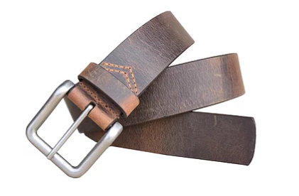 Elkmont Peregrine Leather Belt