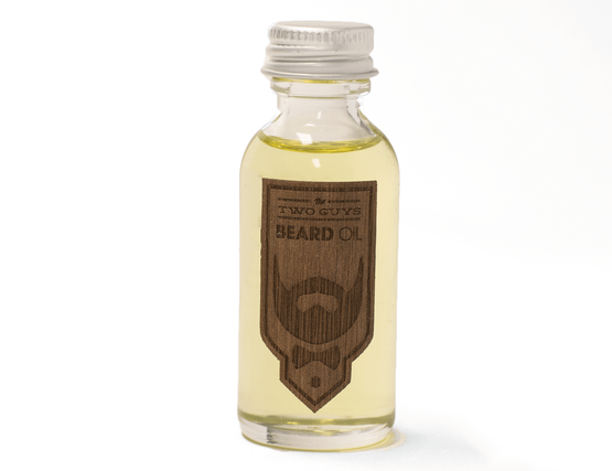 Two Guys Bow Ties Beard Oil