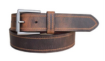 Elkmont Baskins Leather Belt