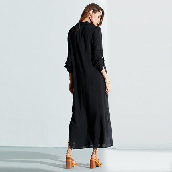 YEIL™ Casual Long Maxi Dress