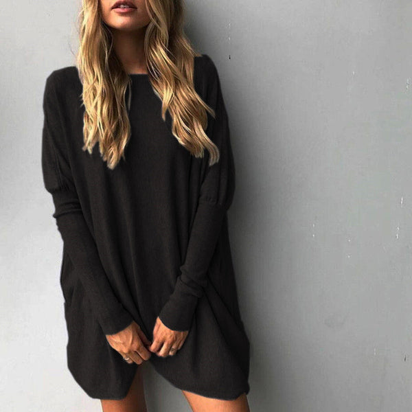 Dosp - Oversized Jumper Blouse