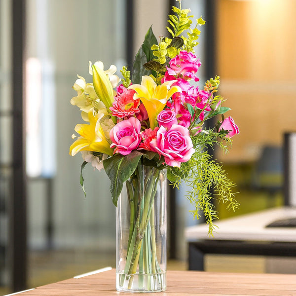 Top 5 reasons artificial flowers are trending right now global their longevity low maintenance and lack of allergens make artificial arrangements the mightylinksfo